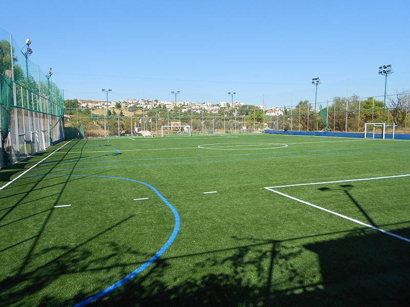 Ακαδημία Ποδοσφαίρου Μεσογείων ΝΙΚΗΤΕΣ - Έδρα 1