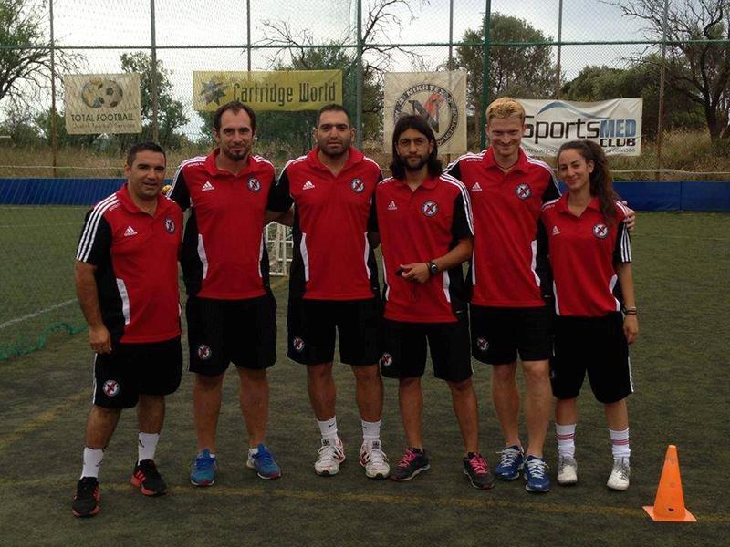 Ακαδημία Ποδοσφαίρου Μεσογείων ΝΙΚΗΤΕΣ - Προπονητές