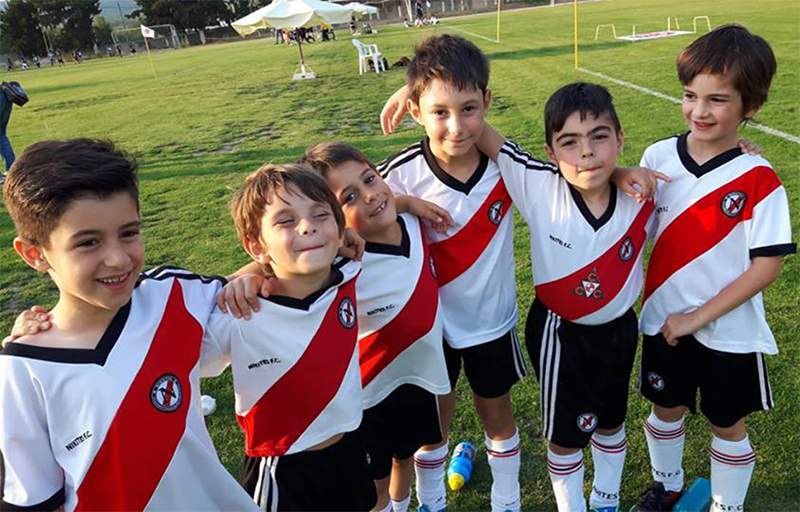Ακαδημία Ποδοσφαίρου Μεσογείων ΝΙΚΗΤΕΣ - Ακαδημία 2