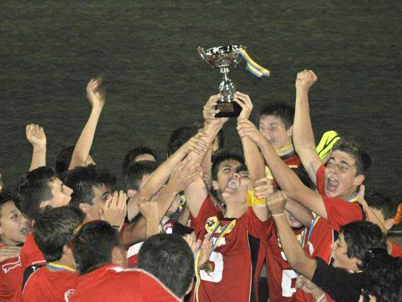 Ακαδημία Ποδοσφαίρου Μεσογείων ΝΙΚΗΤΕΣ - Πρωτάθλημα Παίδων ΕΠΣΑΝΑ 2011 - 2012