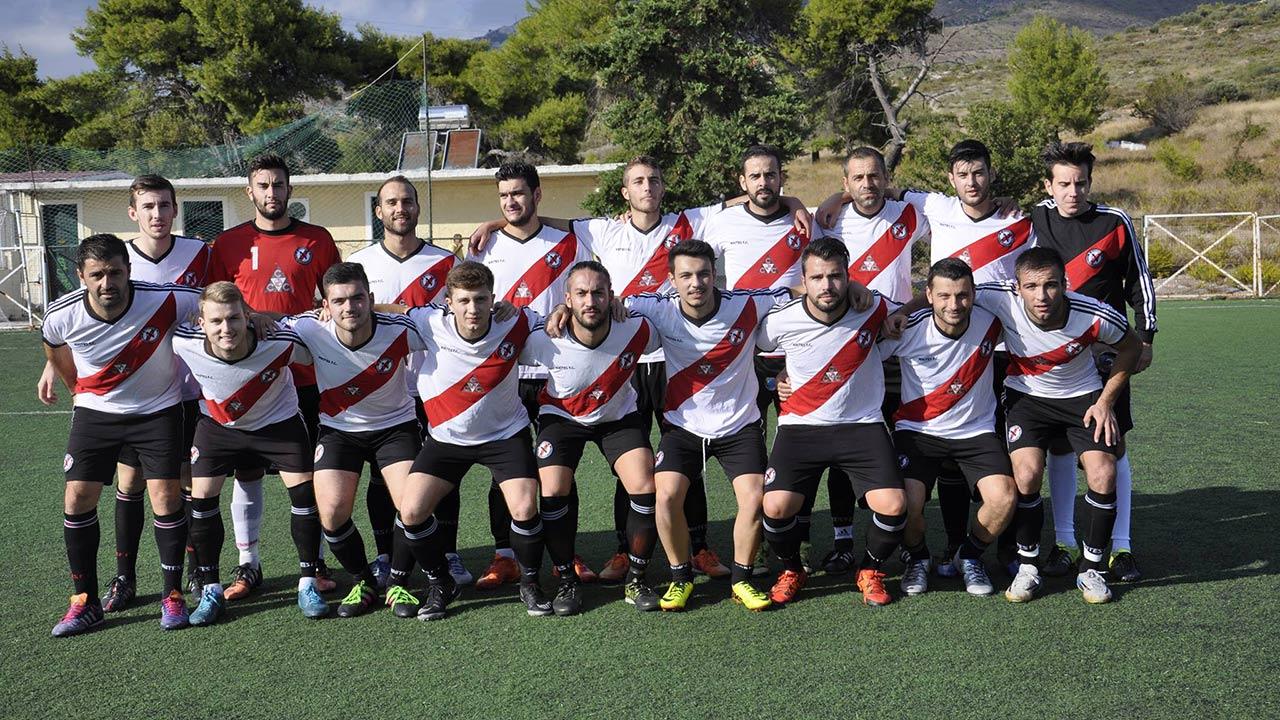 ανδρικη ομαδα - Νικητές FC - Καλλιεργούμε τη νοοτροπία του Νικητή! - Γέρακας, Παλλήνη