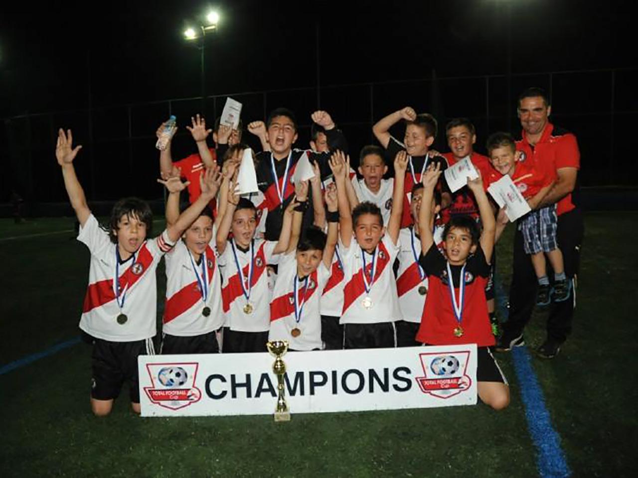Τμήμα 3 Νικητές FC - Καλλιεργούμε τη νοοτροπία του Νικητή - Γέρακας, Παλλήνη