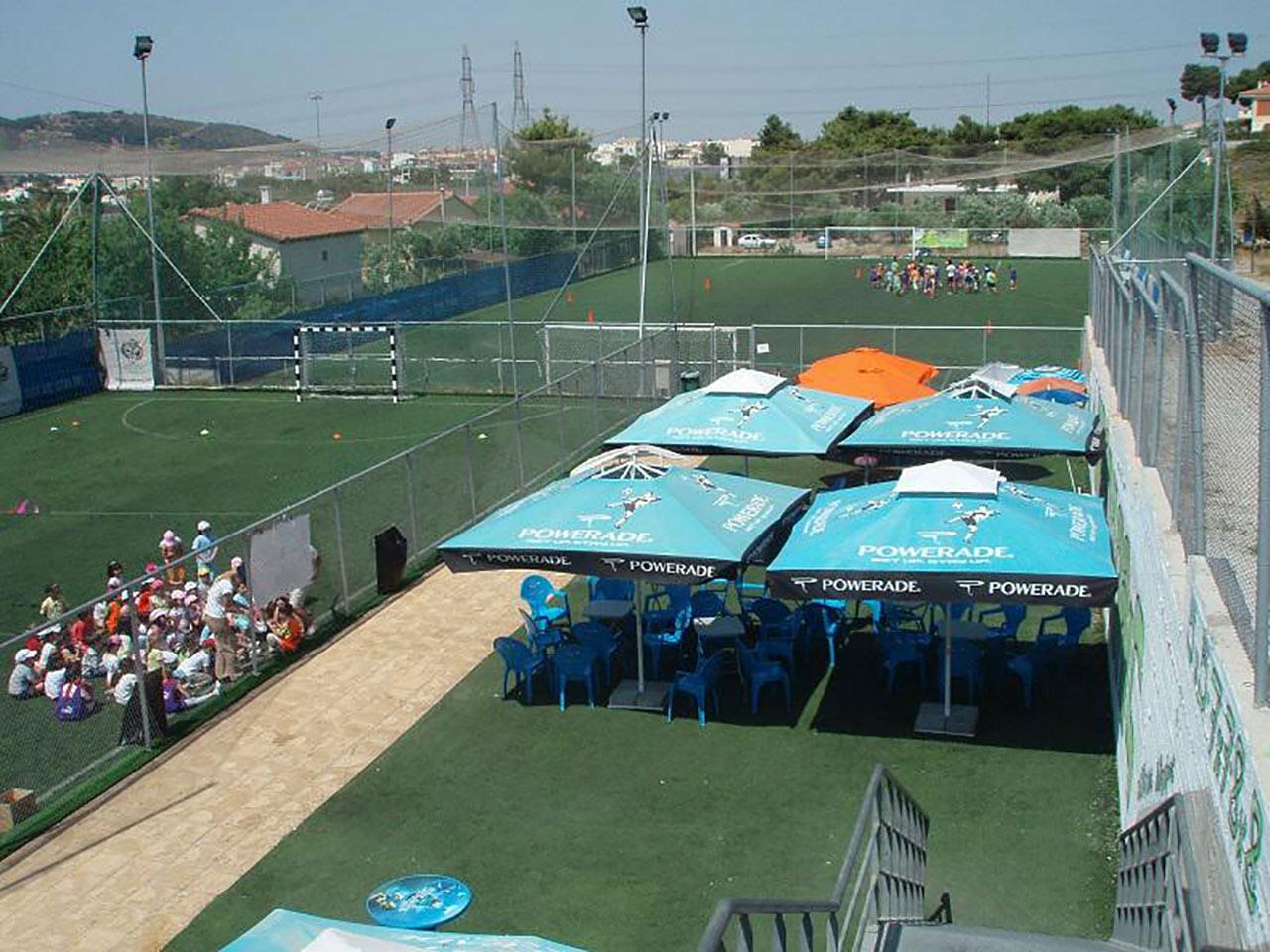 Πολυχώρος Αθλόπολις, Σίφνου & Μυτιλήνης, Ανθούσα - Νικητές FC - Καλλιεργούμε τη νοοτροπία του Νικητή! - Γέρακας, Παλλήνη
