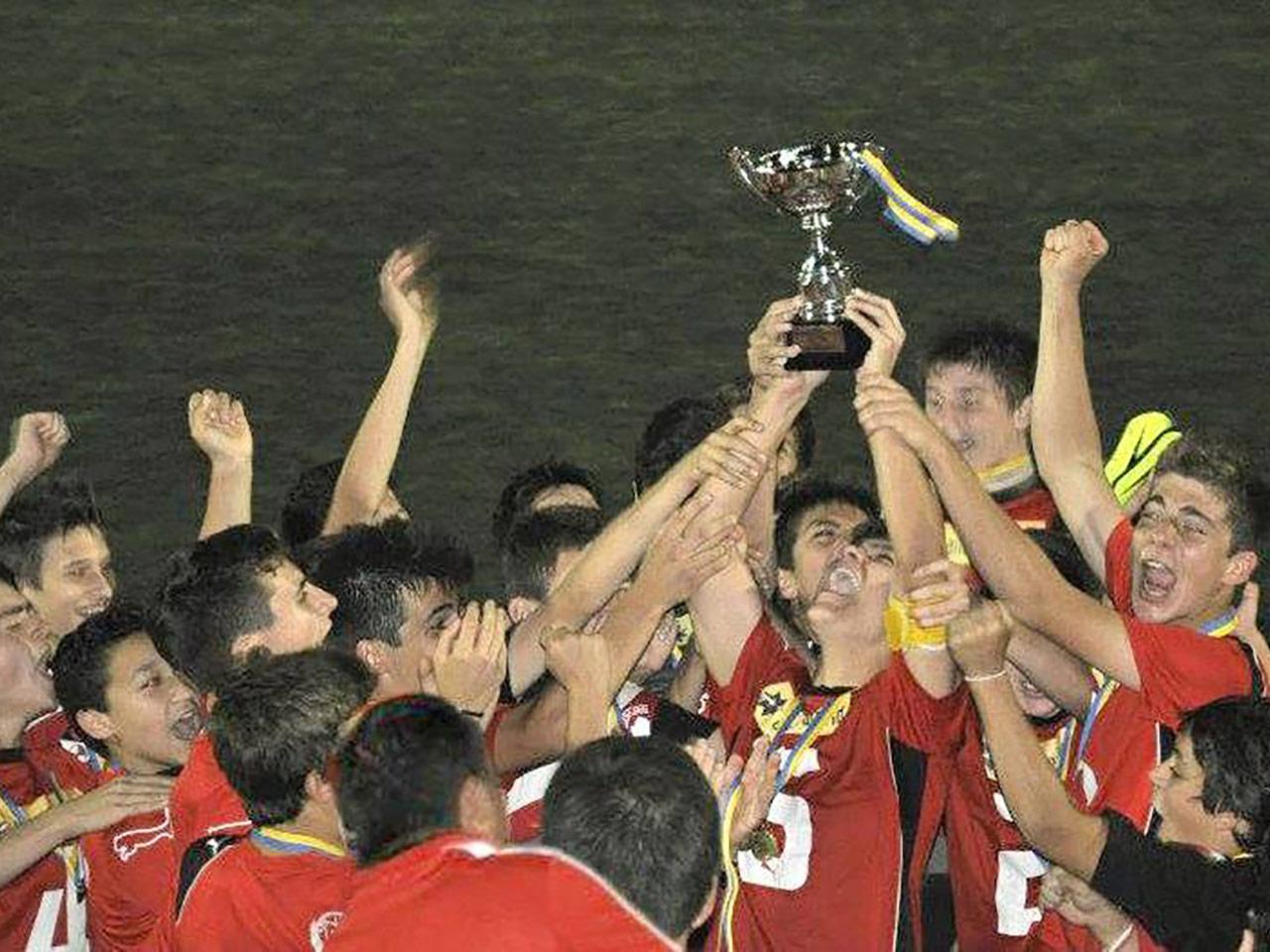 Παίδες 2012 Νικητές FC - Καλλιεργούμε τη νοοτροπία του Νικητή - Γέρακας, Παλλήνη