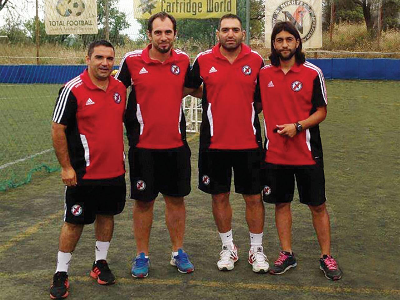 Προπονητές Νικητές FC - Καλλιεργούμε τη νοοτροπία του Νικητή - Γέρακας, Παλλήνη